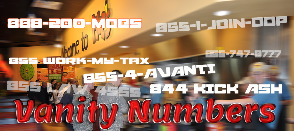 Unlimited Toll Free Numbers